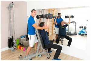 Personal Training am Killesberg in Stuttgart