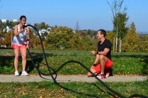 Personal Training Outdoor im Park Stuttgart Nord Feuerbach Zuffenhausen West Killesberg